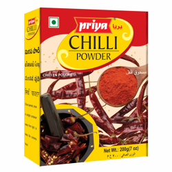 Priya Chilli Powder-200gm