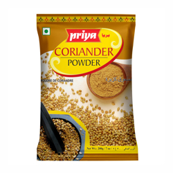 Priya Coriander Powder-200gm (Pouch)