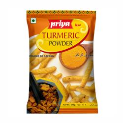 Priya Turmeric Powder-200gm (Pouch)
