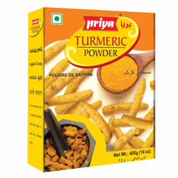 Priya Turmeric Powder-400gm