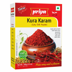Priya Curry Chilly Powder-100gm