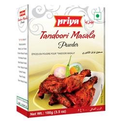 Priya Tandoori Masala Powder-100gm