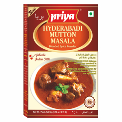 Priya Hyderabadi Mutton Masala-50gm