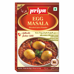 Priya Egg Masala Powder-50gm