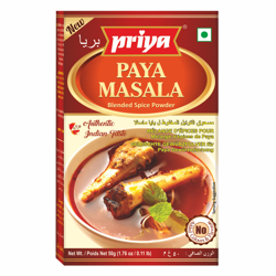 Priya Paya Masala Powder-50gm