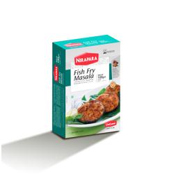 Nirapara Fish Fry Masala-100gm