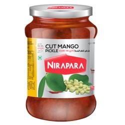 Nirapara Cut Mango Pickle-400gm