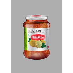 Nirapara Hot Lime Pickle-400gm