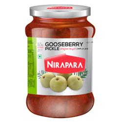 Nirapara Gooseberry Pickle-400gm