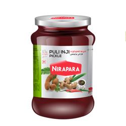 Nirapara Puli Inji Pickle-400gm