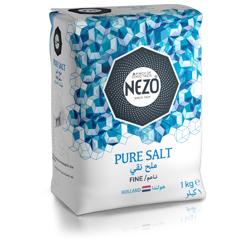 Nezo Fine Table Salt Blue-1Kg