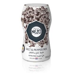 Nezo Salt & Black Pepper Mix-100gm
