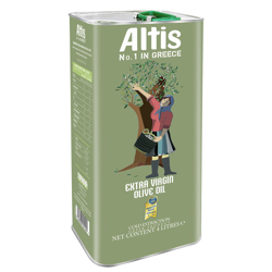 Altis Traditional Extra Virgin Olive Oil-4L