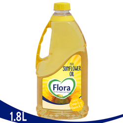 Flora Sun Flower Oil-1.8L + 1.8L Pack Of 2 preview