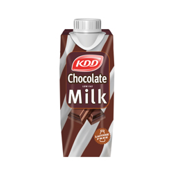 KDD Lactose Free Chocolate Milk-250ml-Pack of 6