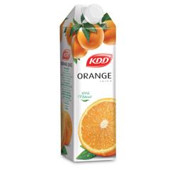 KDD Orange Juice-1Ltr