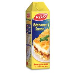 KDD Bechamel Sauce-1Ltr