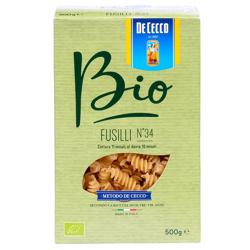 De Cecco Pasta Fusilli # 34-500gm