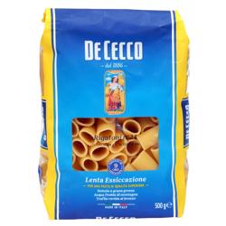 De Cecco Pasta Rigatoni #24-500gm
