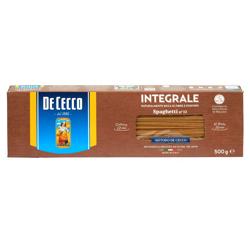 De Cecco Pasta Integrale Spaghetti Whole Wheat-#12-500gm