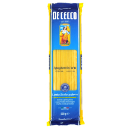 De Cecco Pasta Spaghettini #11-500gm