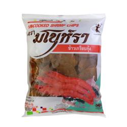 Manora Prawn Cracker (Thai)-500gm