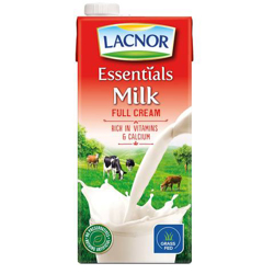 Lacnor Milk Full Cream-1Ltr