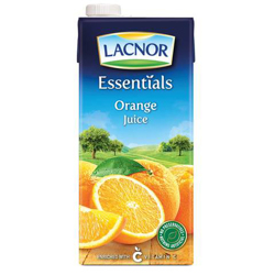 Lacnor Essentials Juice Orange-1Ltr