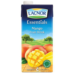 Lacnor Essentials Juice Mango Ft Drink-1Ltr