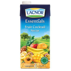 Lacnor Essentials Juice Fruit Cocktail-1Ltr