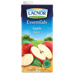 Lacnor Essentials Juice Apple-1Ltr