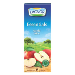 Lacnor Essentials Juice Apple-180ml