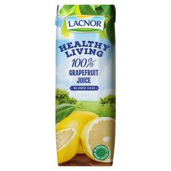 Lacnor Healthy Living Grapefruit-250ml