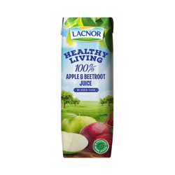 Lacnor Healthy Living Apple Btrt-250ml