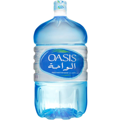 Oasis Bottled Drinking Water-4G