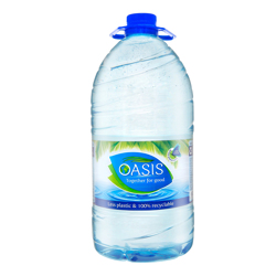 Oasis Bottled Drinking Water-1G