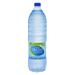 Oasis Bottled Drinking Water-1.5L