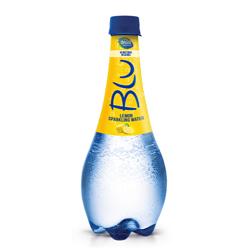 Blu Sparkling Water Lemon-250ml