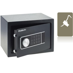 Chubbsafes Air Model 15E Safe Compact Size For Home Or Office-16L