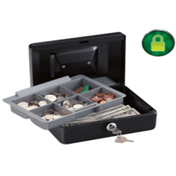 Sentry Cash Box Model CB-8 Secured By Keylock
