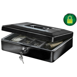 Sentry Cash Box Model CB-12 Secured By Keylock