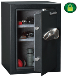 Sentry Security Safe Model T6-331 Secured By Electronic Lock With Overriding Key Function-61.7l