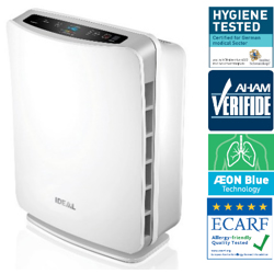 Ideal Ap15 Air Purifier For Healthy Indoor Air, Suitable For Room Sizes Of 10-20 Sqm