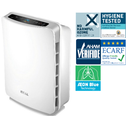 Ideal AP30 Air Purifier For Healthy Indoor Air, Suitable For Room Sizes Of 20-40 Sqm