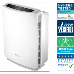 Ideal AP45 Air Purifier For Healthy Indoor Air, Suitable For Room Sizes Of 35-55 Sqm