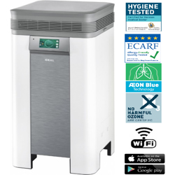 Ideal Air Purifier AP 100-Lcd Touch Screen