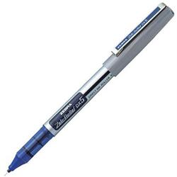 Zebra DX5 Micro 0.5mm Roller Ball Pen - Blue (Pkt/10Pcs)