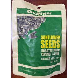 Chacheer Sunflower Seeds Coconut Flavor-130gm