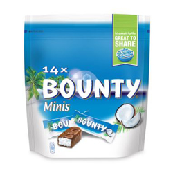 Bounty Mini-399gm