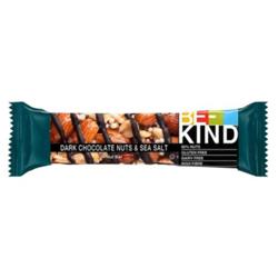 Be-Kind Dark Chocolate Nuts &Sea Salt-40gm